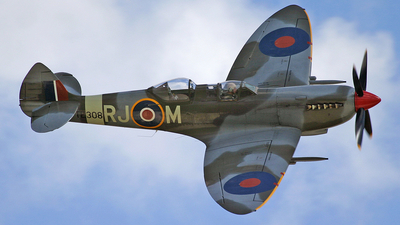 N308WK - Supermarine Spitfire TR.9 - Private