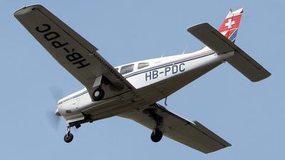 HB-PDC - Piper PA-28R-201 Arrow III - Flugbetriebs Sarnen-Kägiswil