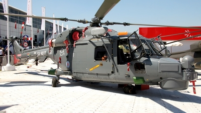ZK115 - Westland Super Lynx 300 - South Africa - Navy