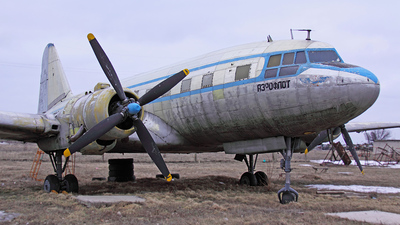 CCCP-73975 - Ilyushin IL-12 Coach - Aeroflot