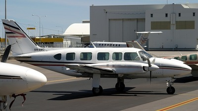 VH-XMC - Piper PA-31-350 Chieftain - Private