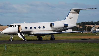 N2DF - Gulfstream G-IIB - Private