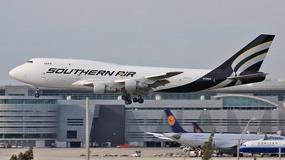 N749SA - Boeing 747-3B5(SF) - Southern Air