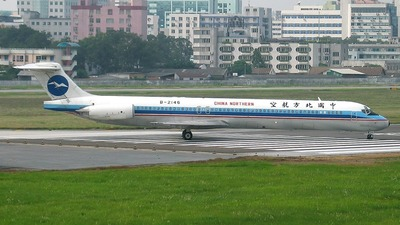 B-2146 - McDonnell Douglas MD-82 - China Northern Airlines