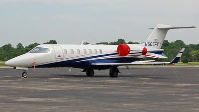 N605FX - Bombardier Learjet 45 - Private