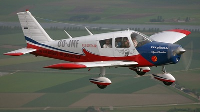 OO-JMF - Piper PA-28-140 Cherokee D - Private