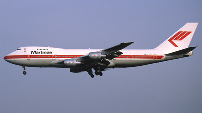 PH-MCF - Boeing 747-21AC(SCD) - Martinair Holland