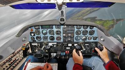 VH-PNX - Partenavia P.68B Victor - Private