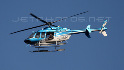 A picture of N615AC - Bell 407 - [53174] - © Dean Heald