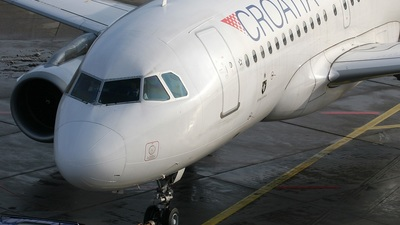 D-AILH - Airbus A319-114 - Croatia Airlines