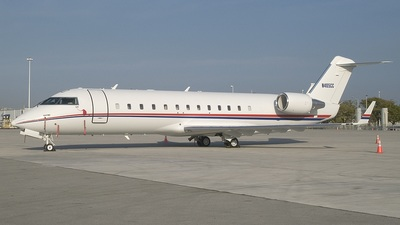 N405CC - Bombardier CL-600-2B19 Challenger 800 - Private