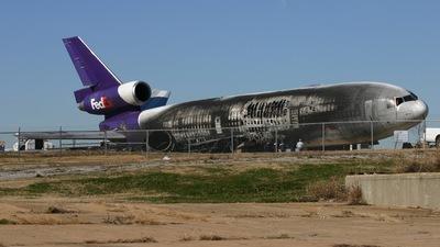 N364FE - McDonnell Douglas MD-10-10(F) - FedEx