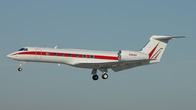 N944H - Gulfstream G550 - Honeywell Aerospace