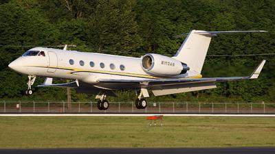 N113AR - Gulfstream G-IV - Aviation Jets