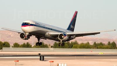 N122DL - Boeing 767-332 - Delta Air Lines