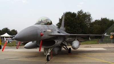 FA-125 - General Dynamics F-16AM Fighting Falcon - Belgium - Air Force