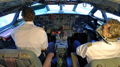 OY-KRD - Sud Aviation SE 210 Caravelle III - Scandinavian Airlines (SAS)