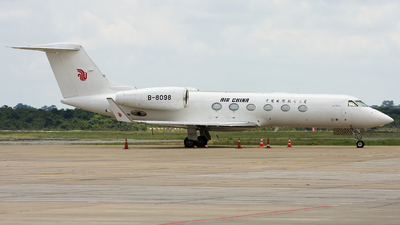 B-8098 - Gulfstream G450 - Air China