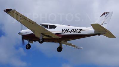 VH-PKZ - Piper PA-24-260 Comanche - Private