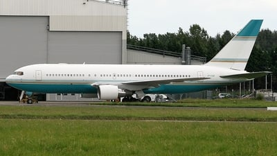 VP-CME - Boeing 767-231(ER) - Private