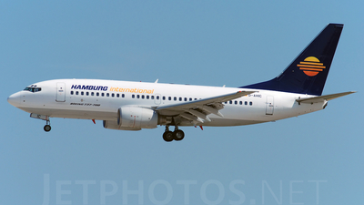 D-AHIC - Boeing 737-7BK - Hamburg International