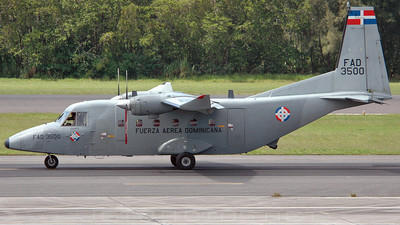 FAD3500 - CASA C-212-400E Aviocar - Dominican Republic - Air Force