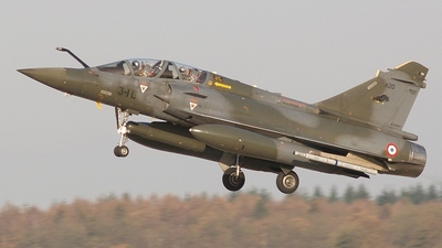 620 - Dassault Mirage 2000D - France - Air Force