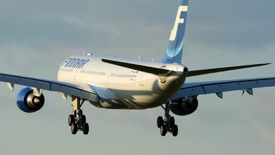F-WWKO - Airbus A330-302 - Finnair