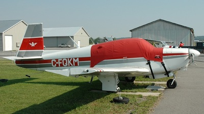 C-FQKM - Mooney M20C - Private