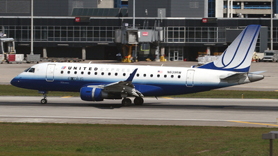 N639RW - Embraer 170-100SE - United Express (Shuttle America)