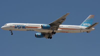 4X-BAW - Boeing 757-3E7 - Arkia Israeli Airlines