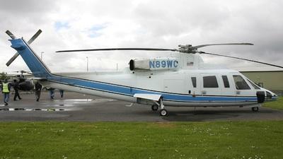 N89WC - Sikorsky S-76B - Private