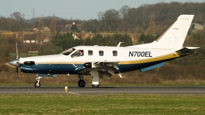 N700EL - Socata TBM-700 - Private