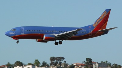 N301SW - Boeing 737-3H4 - Southwest Airlines