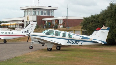 N155FT - Beechcraft A36 Bonanza - Private
