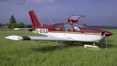 G-BIXA - Socata TB-9 Tampico - Private