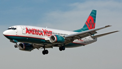 N336AW - Boeing 737-375 - America West Airlines