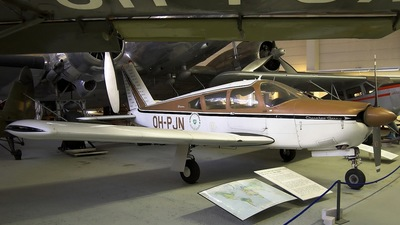 OH-PJN - Piper PA-28R-180 Cherokee Arrow - Private