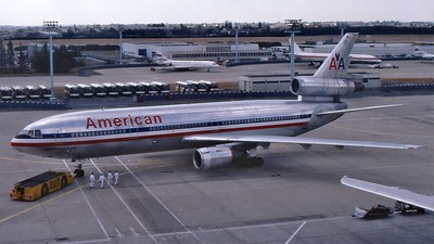 N136AA - McDonnell Douglas DC-10-30 - American Airlines