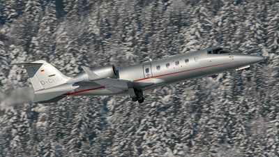 D-CHER - Bombardier Learjet 60 - Private