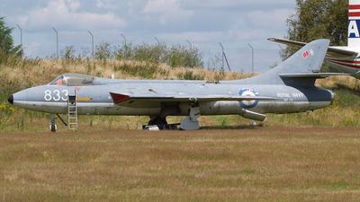 WT711 - Hawker Hunter GA.11 - United Kingdom - Royal Navy