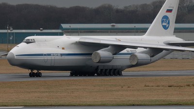 RA-82013 - Antonov An-124-100 Ruslan - Russia - 224th Flight Unit State Airline