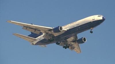 N335SJ - McDonnell Douglas DC-10-30(F) - DAS Air Cargo