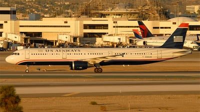 N194UW - Airbus A321-211 - US Airways