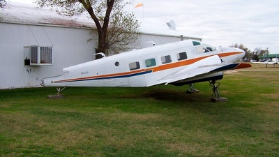 N5632D - Beech D18 - Private