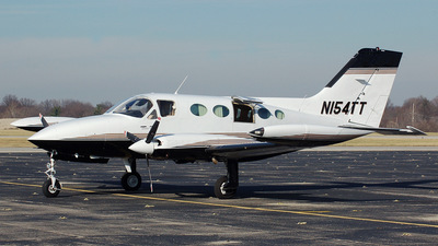 N154TT - Cessna 414 - Private