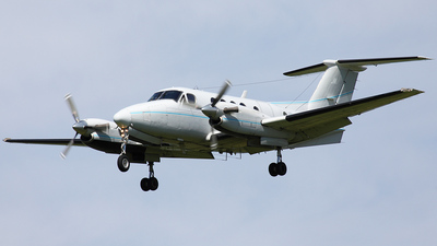 F-GRSO - Beechcraft 200C Super King Air - Private