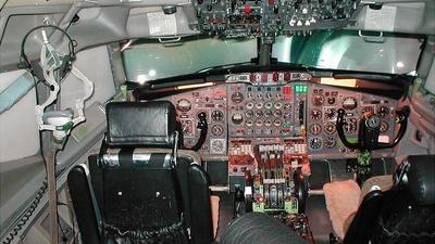 - Boeing 707-330C - Lufthansa