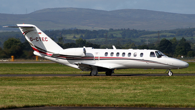 D-CTEC - Cessna 525B CitationJet 3 - Aero Business Charter
