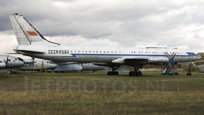 CCCP-L5611 - Tupolev Tu-114 - Aeroflot